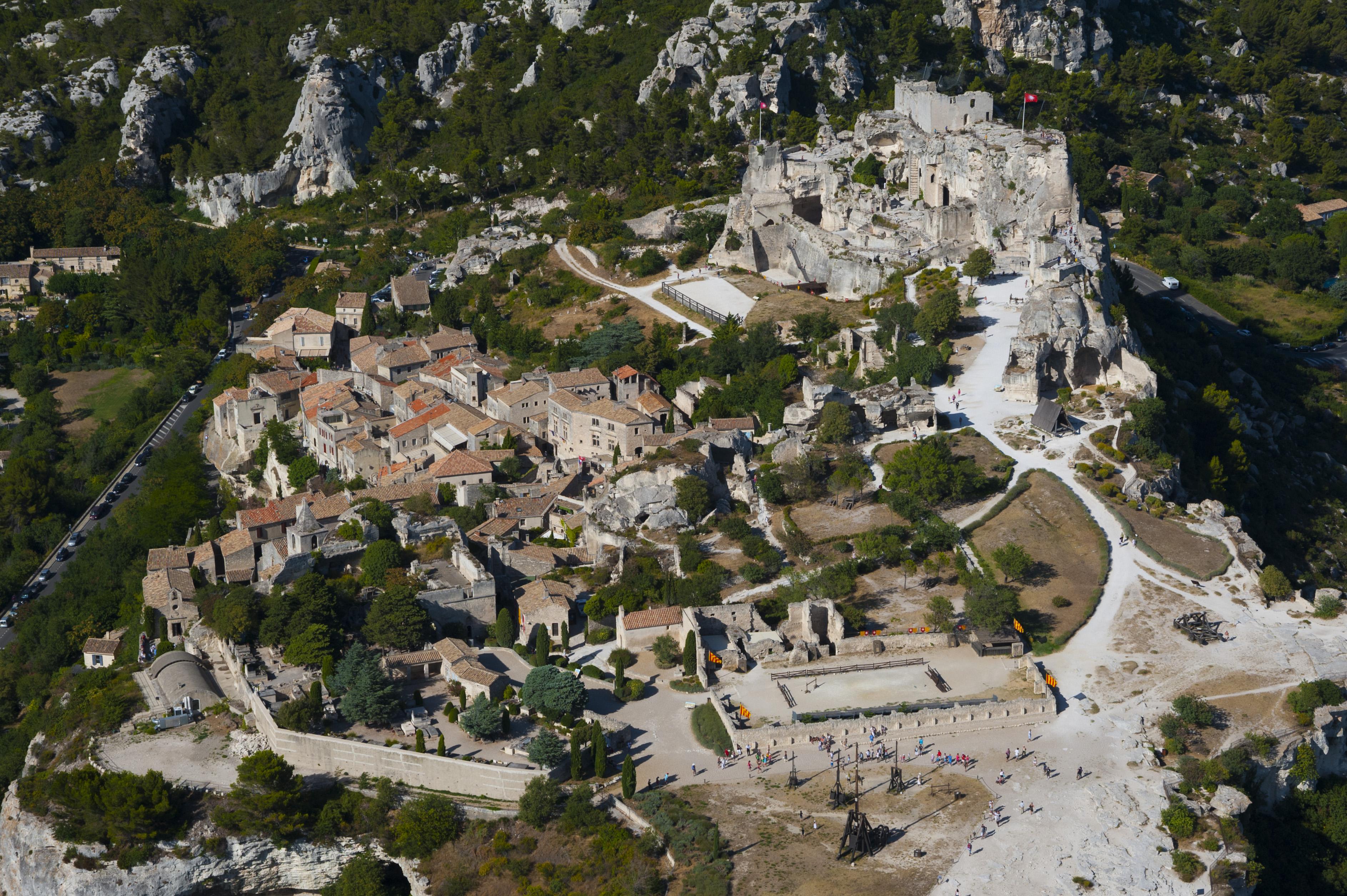 Hotel Proche Baux De Provence