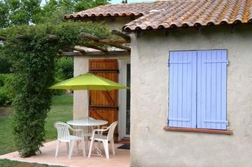 Gîte Pastre de la Résidence Fontenelle proche de la Camargue
